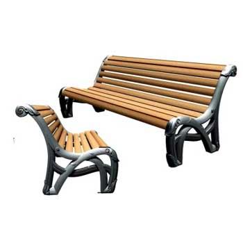 Чугунная скамейка Ск-0112