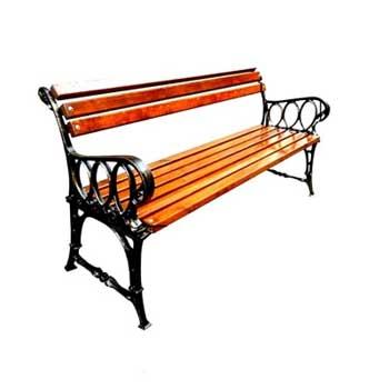 Чугунная скамейка Ск-0116