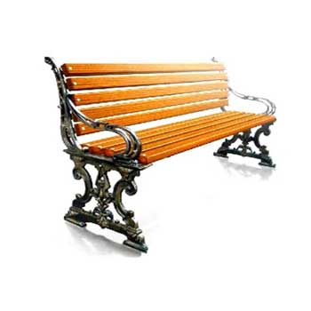 Чугунная скамейка Ск-0125