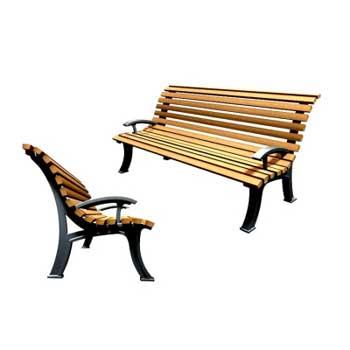 Чугунная скамейка Ск-0119