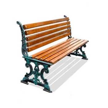 Чугунная скамейка Ск-0123